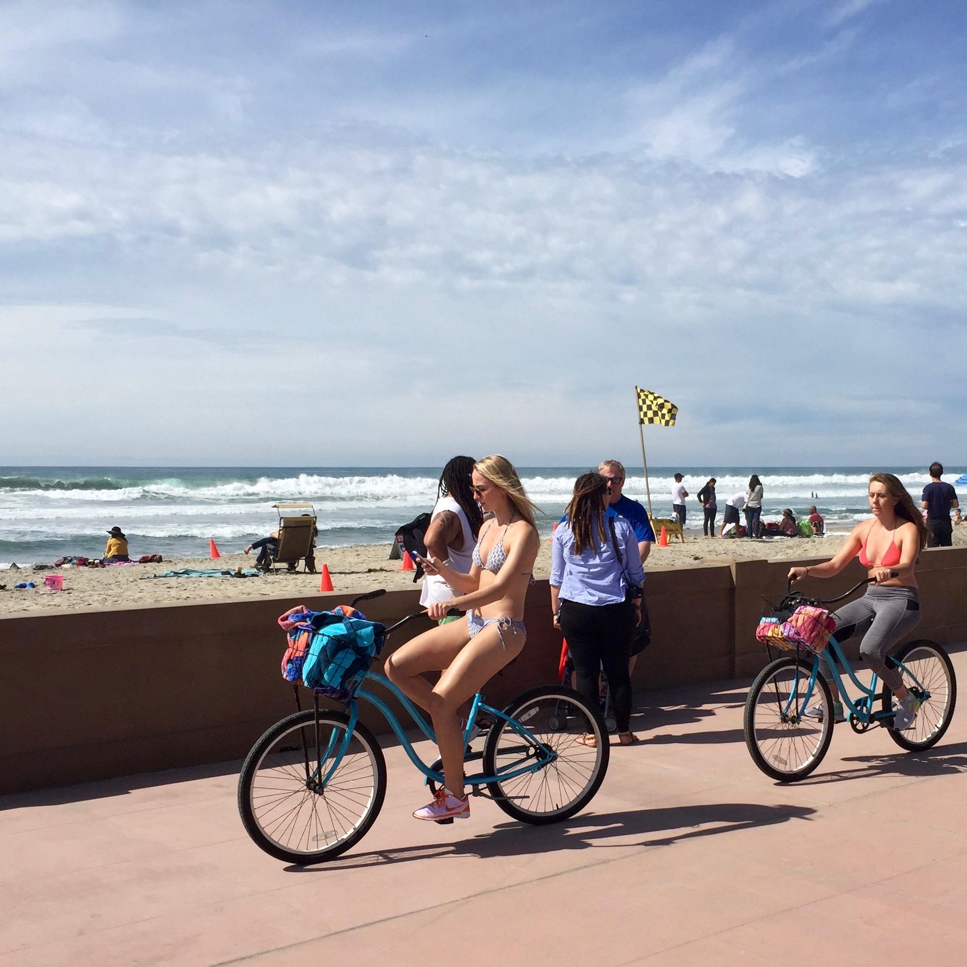 Beach Front Cafe San Diego