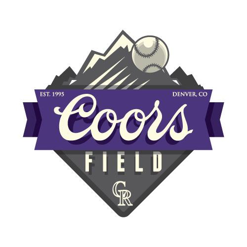 Major League Ballpark Logos