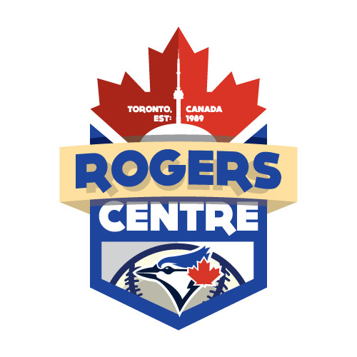 Rogers centre logo