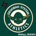 thumbs mlb star wars athletics