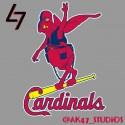 thumbs mlb star wars cardinals