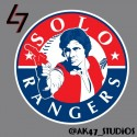 thumbs mlb star wars rangers