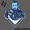 thumbs mlb star wars rays