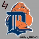 thumbs mlb star wars tigers