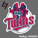thumbs mlb star wars twins