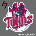 thumbs mlb star wars twins