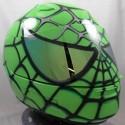 thumbs motorcycle helmet painting 38