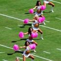 thumbs nfl pink cheerleaders breast cancer 10