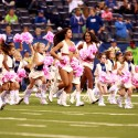 thumbs nfl pink cheerleaders breast cancer 13