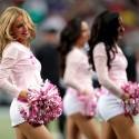 thumbs nfl pink cheerleaders breast cancer 15