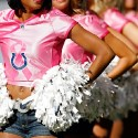 thumbs nfl cheerleaders pink cancer 14