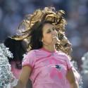 thumbs nfl cheerleaders pink cancer 27