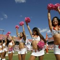 thumbs nfl cheerleaders pink cancer 53