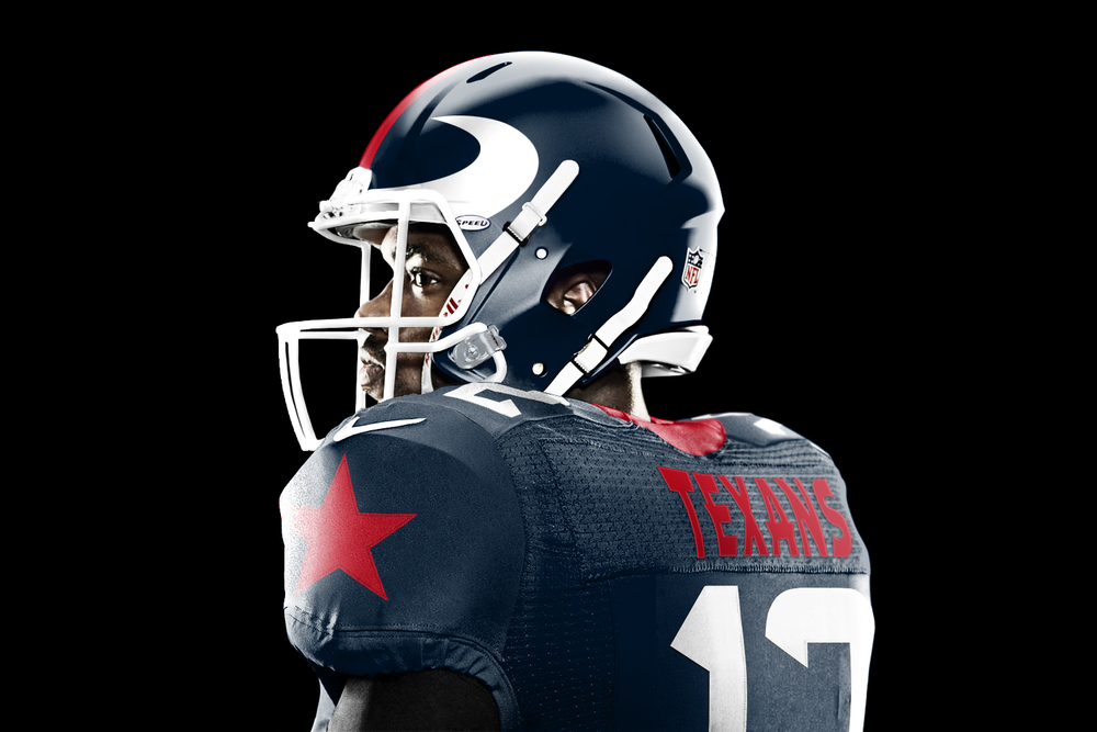b4465199046 NFL Uniform Redesign by Jesse Alkire