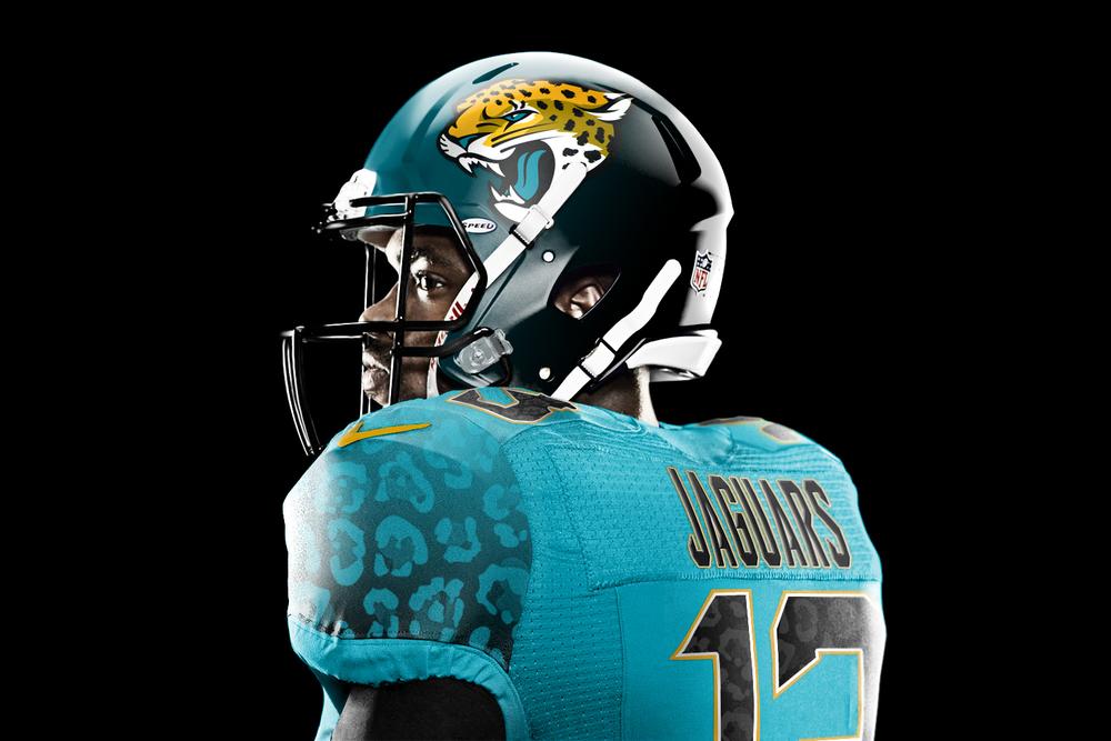 jaguars uniforms 2017 - photo #47
