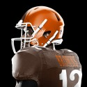 thumbs jessealkire clevelandbrowns helmet