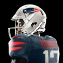 thumbs jessealkire newenglandpatriots helmet