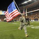 thumbs nfl salute service veterans day 1
