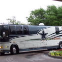 thumbs Dallas Cowboys Bus!