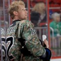 thumbs nhl salute military veterans day 13