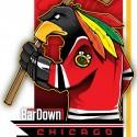 thumbs blackhawks