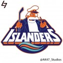 thumbs nhl islanders simpsons