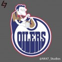 thumbs nhl oilers simpsons
