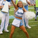 thumbs sexy north carolina tarheel girls 16