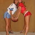 thumbs sexy north carolina tarheel girls 17
