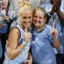 thumbs sexy north carolina tarheel girls 26