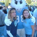 thumbs sexy north carolina tarheel girls 46