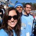 thumbs sexy north carolina tarheel girls 65
