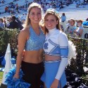 thumbs sexy north carolina tarheel girls 93