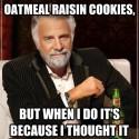 thumbs oatmeal cookie meme 01