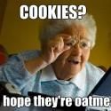 thumbs oatmeal cookie meme 03