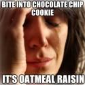 thumbs oatmeal cookie meme 09