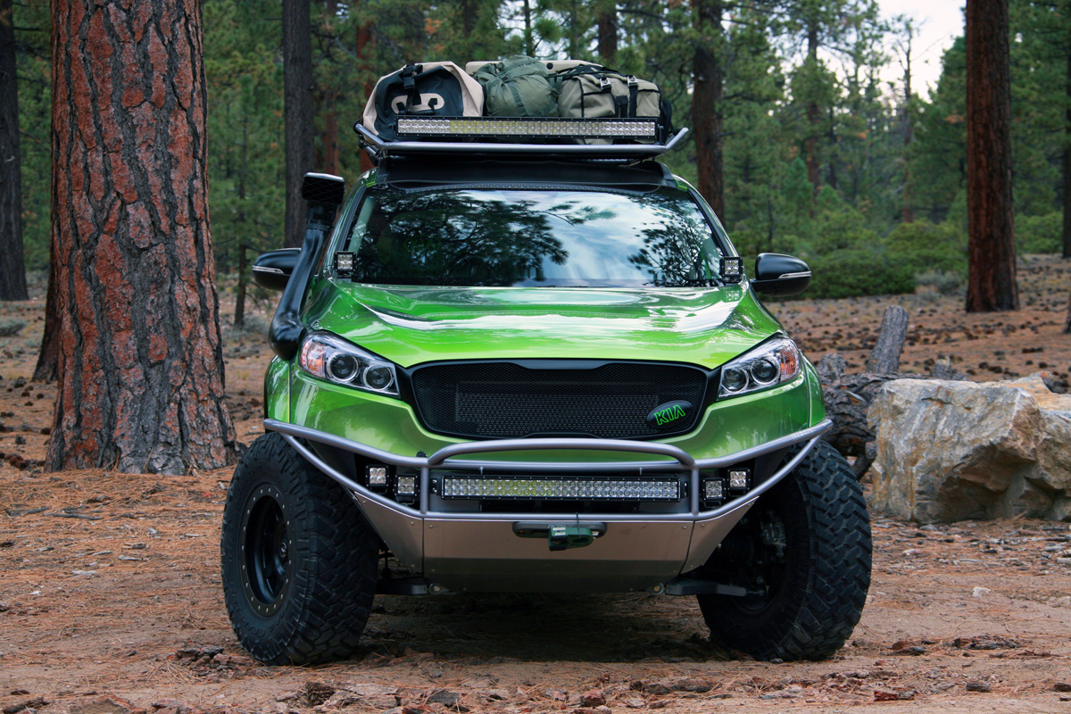 2017 Ridgeline Off Road >> Best of SEMA 2015 : Off-Road