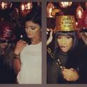thumbs aa o kardashians new years eve facebook
