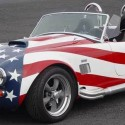 thumbs american flag cobra