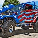thumbs patriotic american cars 19