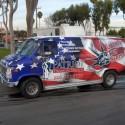 thumbs patriotic american cars 22