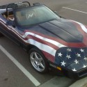 thumbs patriotic american cars 34