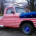 thumbs patriotic american cars 35