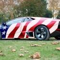 thumbs patriotic american cars 4
