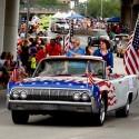 thumbs patriotic american cars 45
