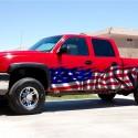 thumbs patriotic american cars 46