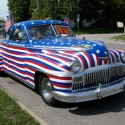 thumbs patriotic american cars 5