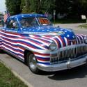 thumbs patriotic american cars 5