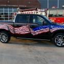 thumbs patriotic american cars 75