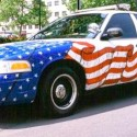 thumbs patriotic american cars 76